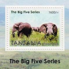 African Stamp