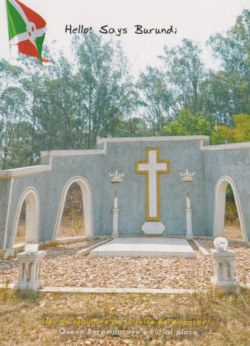 Queen Baramparaye Burial Place