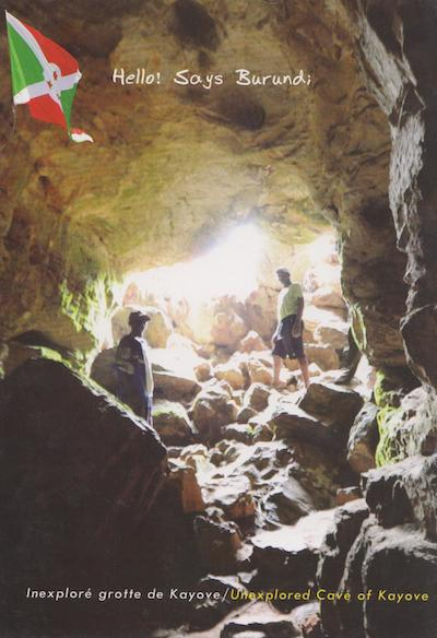 Unexplored Cave of Kayove